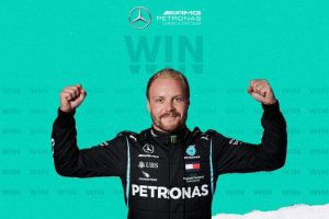 Formula 1: in Russia trionfa Bottas