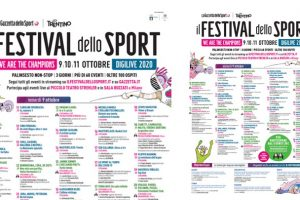 III Festival dello Sport. Il programma ufficiale con date ed orari.