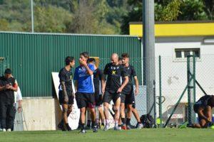 Il Benevento di Inzaghi riscalda i motori. Sabato esordio in Serie A con la Samp