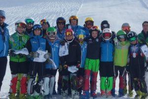 Imperia Sci 2004 e Snow Team Sanremo alla Festa dello Sport