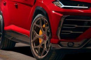 Lamborghini Urus, la collezione esclusiva Graphite Capsule