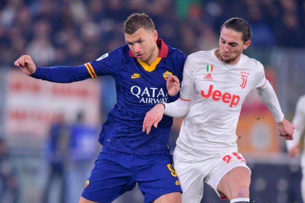 Le probabili formazioni di Roma Juventus
