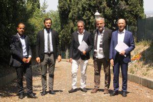 Lo sport di Cesena rilancia il crowdfunding delle scalette