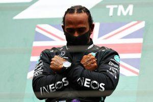 Mercedes-Hamilton: rinnovo da 44 milioni l'anno fino al 2023