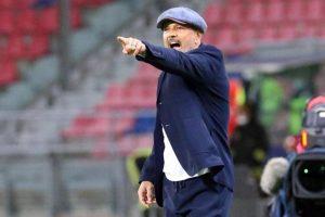 """Mihajlovic: """"Al Genoa un focolaio, serve attenzione"""". Poi una mezza lite in tv…"""