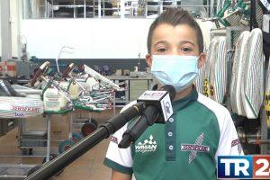MOTORI: Giacomo Pedrini in lizza per il mondiale kart di Lonato | VIDEO