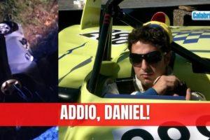 Motori in lutto: muore il pilota lametino Daniel Villella