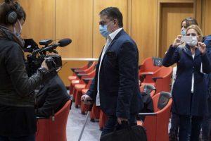 """Omicidio Vannini, Ciontoli piange al processo: """"Chiedo perdono, sono l'unico responsabile"""""""