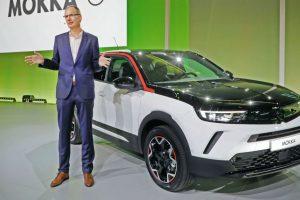 Presentazione ufficiale per il nuovo Opel Mokka