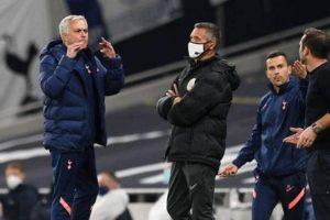 Tottenham avanti ai rigori, Chelsea out. E tra Mourinho e Lampard è polemica