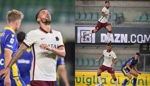 Verona-Roma 0-0: Fonseca comincia con un pareggio