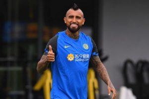 Vidal riscalda i motori ad Appiano: sorrisi e allenamento, parte la rincorsa alla Fiorentina