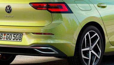 Volkswagen Golf 8, da oggi anche a metano