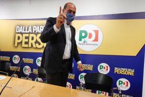 """Zingaretti: """"Un nuovo lockdown? Non escludo nulla. Se non rispettiamo le regole finiamo lì"""""""