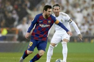 Barcellona-Real Madrid 0-0 | La Diretta