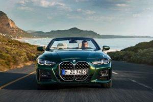 BMW Serie 4: ecco la nuova cabrio tedesca