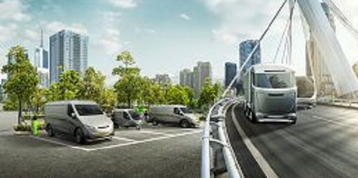 Bosch: allo studio motori elettrici per veicoli commerciali