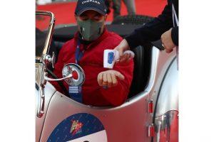 Brescia, si accendano i motori: Mille Miglia può partire