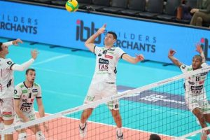 Champions League, Trento al secondo turno