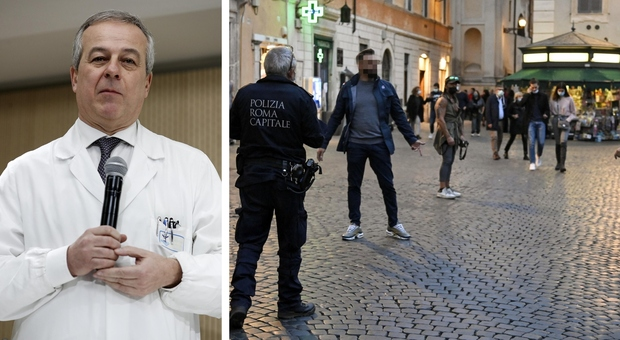 Covid, Locatelli: «Non ci sono minimamente le condizioni per un lockdown totale»