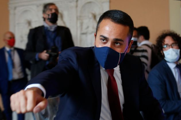 The Italian Minister of Foreign Affairs Luigi Di Maio participates at the second edition of the Festival...