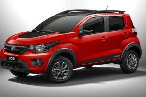 Fiat Mobi si rinnova, arriva anche la versione Trekking