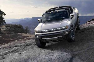 Hummer EV: foto, motore, dettagli e prezzo del fuoristrada elettrico