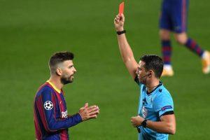 Il Barça vince facile, ma Piqué salterà la Juve. Pari senza reti in Chelsea-Siviglia