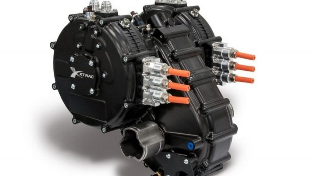 motore elettrico a flusso assiale
