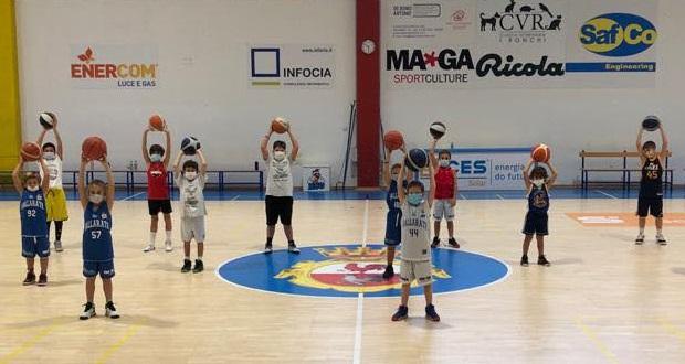 gallarate basketball gallaratese ordinanza regione sport