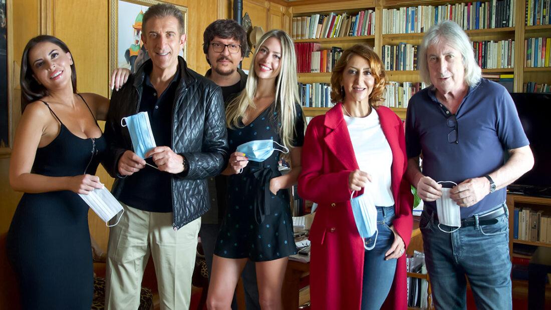 Gruppo film 1100x619 - Lockdown all'italiana, il nuovo film di Enrico Vanzina