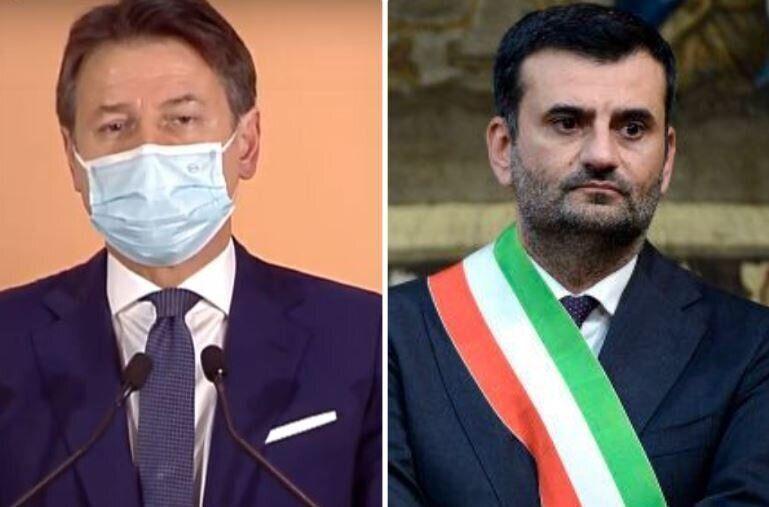 Giuseppe Conte e Antonio