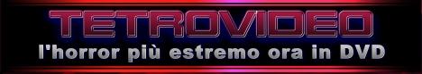 DVD horror extreme TetroVideo