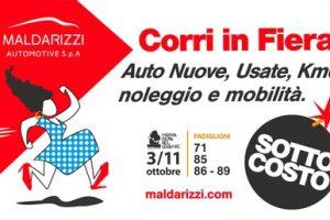 Maldarizzi Automotive S.p.A. partecipa alla 84esima edizione della Fiera del Levante – Motori