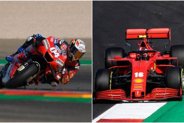 MotoGP e Formula 1, gli orari dei GP di Teruel e Portimao