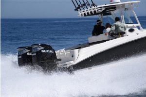 Nautica: da Suzuki il motore che pulisce il mare da microplastiche
