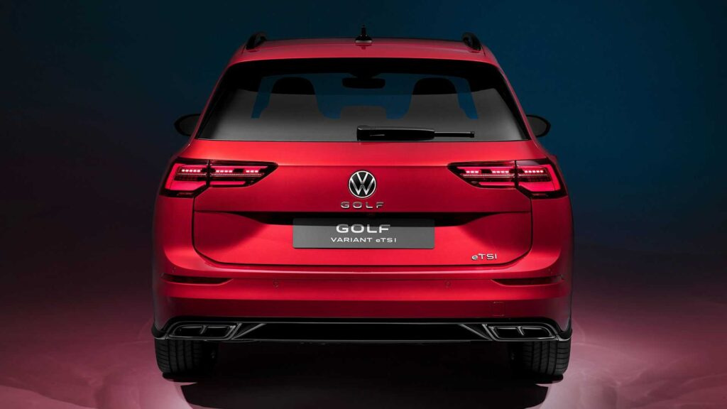 Nuova Volkswagen Golf 8 Variant