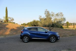 Renault Captur 1.5 dCi 115 Intens: la prova su strada