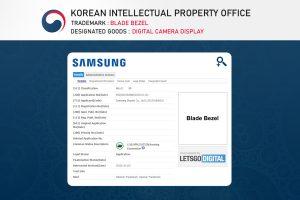 Samsung fornirà Galaxy S21 con Blade Bezel