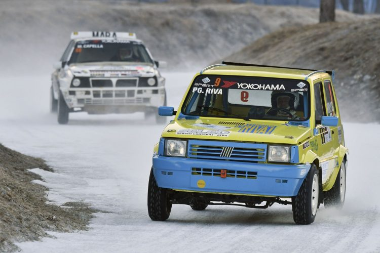 L'Ice Challenge scalda i motori