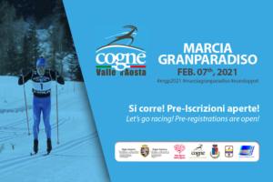 38^ MarciaGranParadiso: a Cogne il 7 febbraio 2021