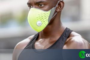 AirPop Active+: la mascherina utile a chi fa sport