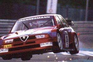 Alfa Romeo 155 V6 TI, in vendita due motori del bolide del Dtm