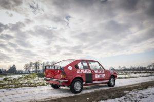 Alfasud Ti Bimotore, prototipo pensato per i rally africani – Attualità