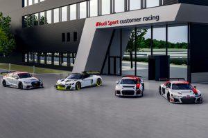 Audi Sport Customer Racing conferma programma clienti 2021 – Attualità