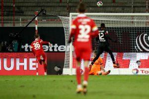 Bundesliga: l'Union Berlin piega il Leverkusen 1-0