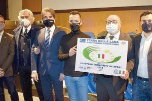 """""""Comunità europea dello sport"""": così Biella si mette in vetrina"""
