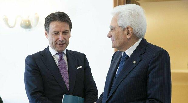 Conte vede Mattarella Zingaretti: «Il dialogo deve riprendere» Grillo: «Patto fra tutti i partiti»