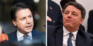 """Governo, Conte lavora a rilancio. Renzi: """"Senza di noi non hanno i numeri"""""""