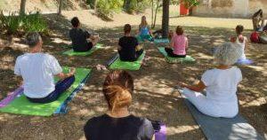 """""""Il valore sociale dello sport"""", lezioni di yoga a Treia"""